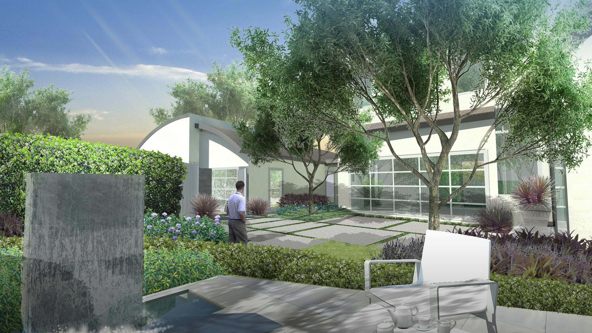 Los Angeles Ca Landscape Architecture Firm Residential Designs Ecocentrix