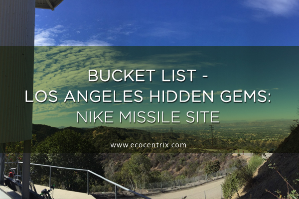 Bucket List - Los Angeles Hidden Gems Nike