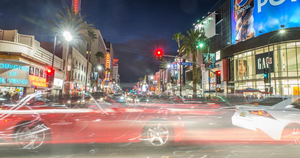 Neon Los Angeles